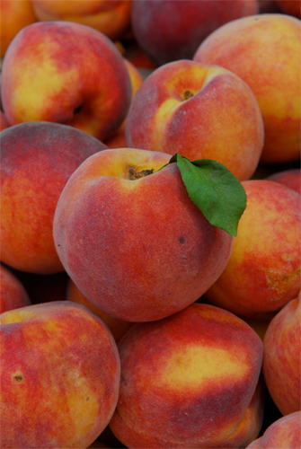 Orchard fruit like peaches makes a smooth, subtle wine that's as satisfying as the sound of summer crickets.