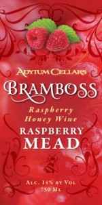 honey wine, raspberry honey wine, mead, mead wine, Washington, Adytum Cellars