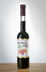 loganberry liqueur, clear creek distillery, oregon loganberries, fruit brandy, fruit liqueur, loganberries, no sulfites added, low sulfites, low sulfite,