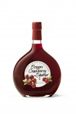 cranberry liqueur, holiday liqueur, Christmas liqueur, Clear Creek Distillery, Thanksgiving liqueur, no sulfites added, low sulfites,