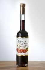 Raspberry Liqueur, low sulfite raspberry liqueur, raspberry, red raspberry liquor, red raspberry liqueur, award-winning raspberry liquor, award-winning red raspberry liqueur, raspberries, oregon raspberries, clear creek distillery,