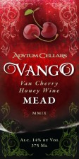 mead, mead wine, meads, honey wines, honey wines, honeywine, honeywines, Adytum Cellars, Washington wine, Renaissance Festival wine, middle ages wine, online wine, cherries, elderflowers, elder berries, traditional mead, cherry wine, van cherry, van cherries,