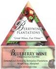 blueberry wine, Maryland