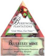 blueberry wine, Maryland