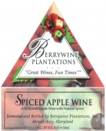 spiced apple wine