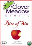 organic wine, organic apple wine, apple wine, Wisconsin