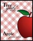 Apple Picnic Wine label.