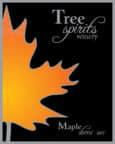 Sparkling Maple label.