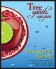 Pomegranate Spritzer Sparkling Sangria label.